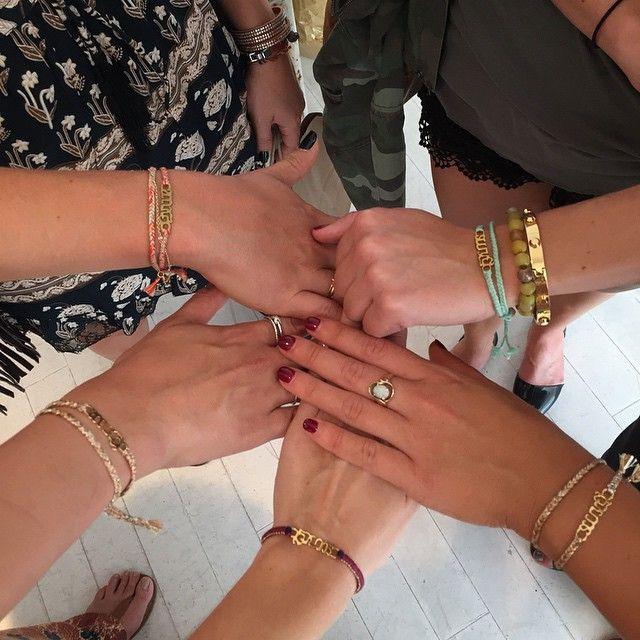 Brave Girls, west coast style! ☀️ #westcoast #brave #fairtrade #handmade #figuetrunkshow