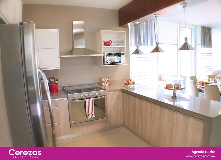 17 mejores ideas sobre decoración de la cocina de cerezo en ...