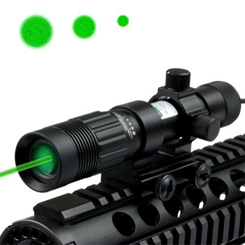 Adjustable Green Laser Sight Designator/Illuminator/Flashlight W/Weaver Mount  //Price: $ & FREE Shipping //     #sports #sport #active #fit #football #soccer #basketball #ball #gametime   #fun #game #games #crowd #fans #play #playing #player #field #green #grass #score   #goal #action #kick #throw #pass #win #winning
