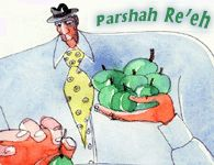 Parshah Re'eh - Deuteronomy 11:26-16:17 - Torah Reading for Week of Aug 17-23…