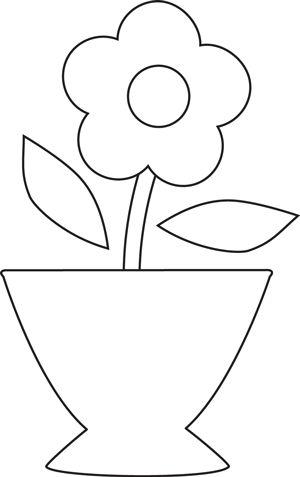 Para el Día de la Madre hemos hecho una tarjeta que es una maceta con flores. Una cosa muy importante de las tarjeta para que queden bien y ...