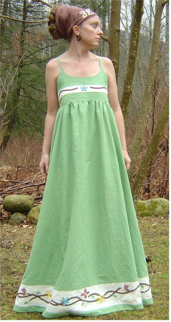 48 best eco fashion images on pinterest clothing apparel for Organic cotton wedding dress