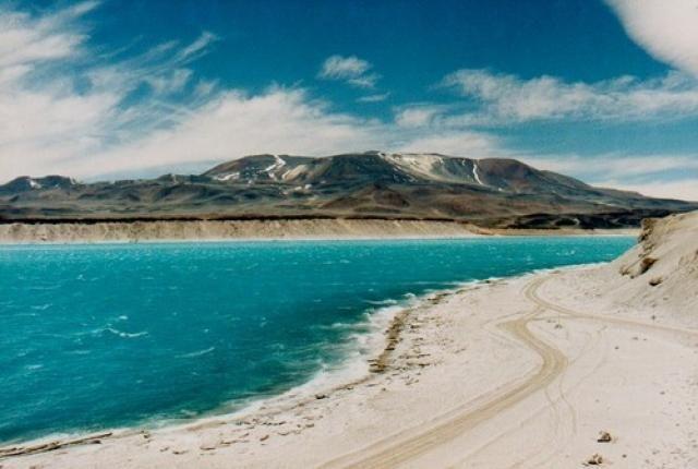 Termas de Laguna Verde (Copiapó, Chile) #colchaguatours | Colchagua Tours