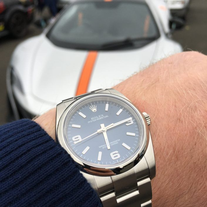 Why cars and watches?