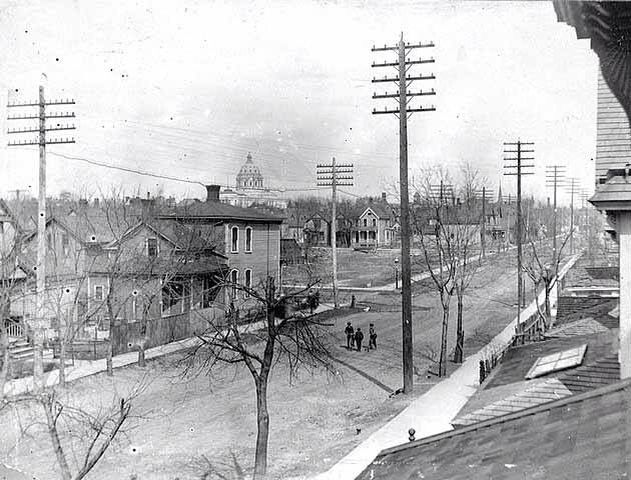 1907 photo from 282 St. Anthony MSHS