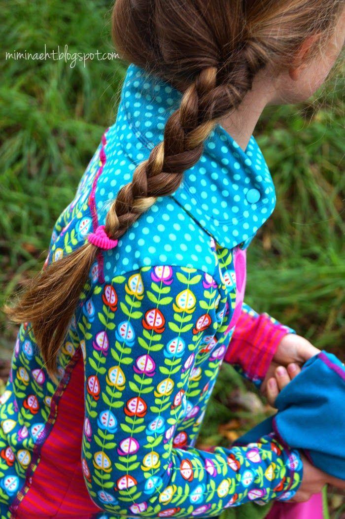 """So schön bunt! Tolles """"Lilly petrol"""" Outfit http://miminaeht.blogspot.de/2014/10/das-knallt.html"""
