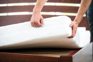 SteamKleen: Cleaning your mattress with steam cleaning