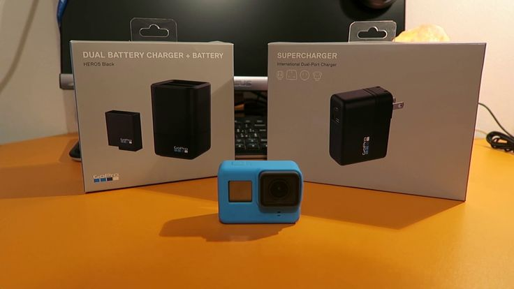 Recensione GoPro Supercharger & Dual Battery Charger - GoPro Review