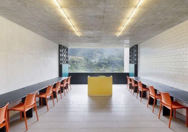 La escuela san felipe chenla es una de las 7 escuelas que - Escuela de interiorismo ...