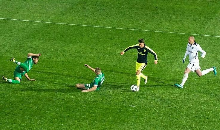 Ozil fantastic goal