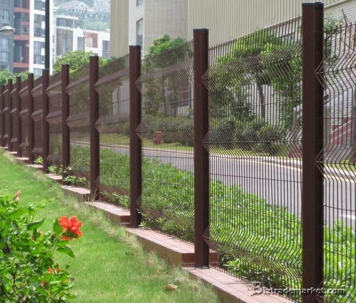 garden fence designs google search
