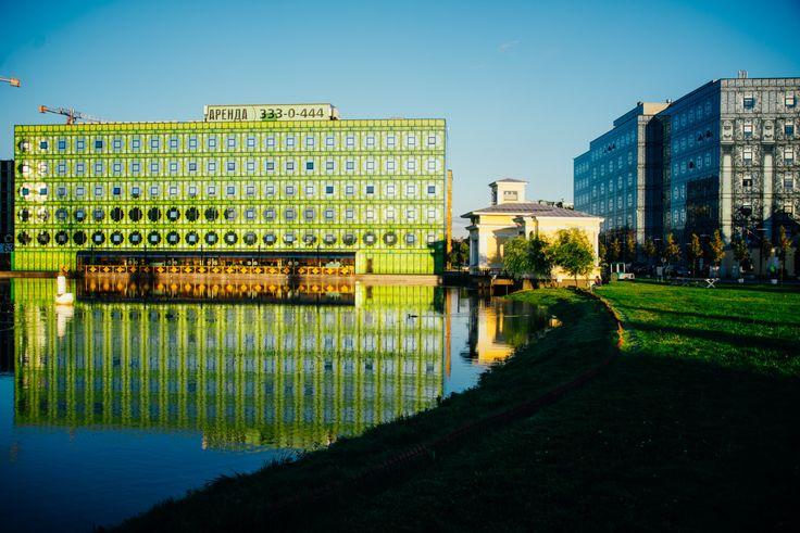 Штаб-квартира: Петербургский офис сервиса управления проектами Wrike