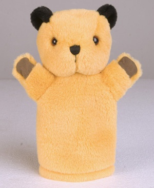 Sooty 2012 Puppet