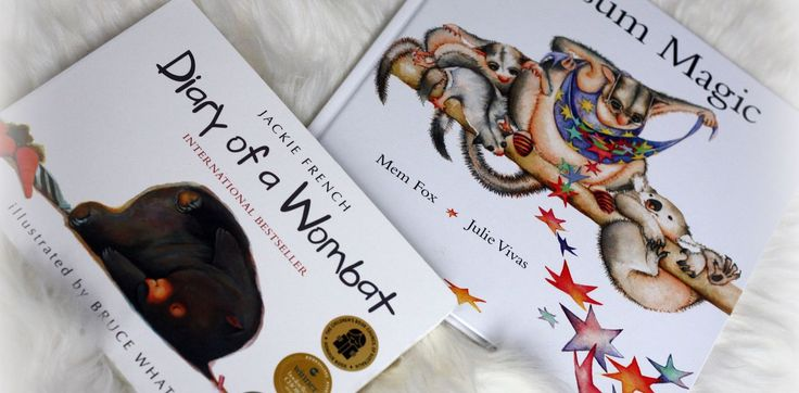 How Australia's children's authors create magic on a page