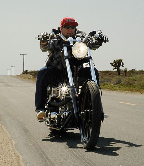 Jesse who? – West Coast Choppers
