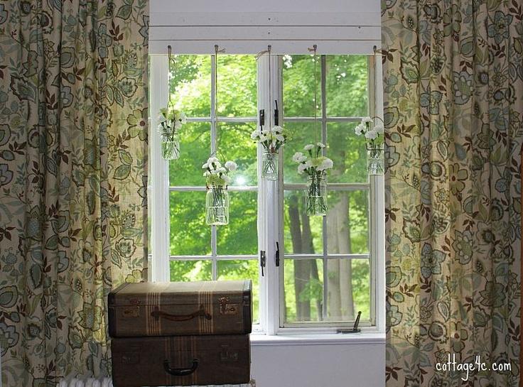 The 25 Best Vintage Window Treatments Ideas On Pinterest