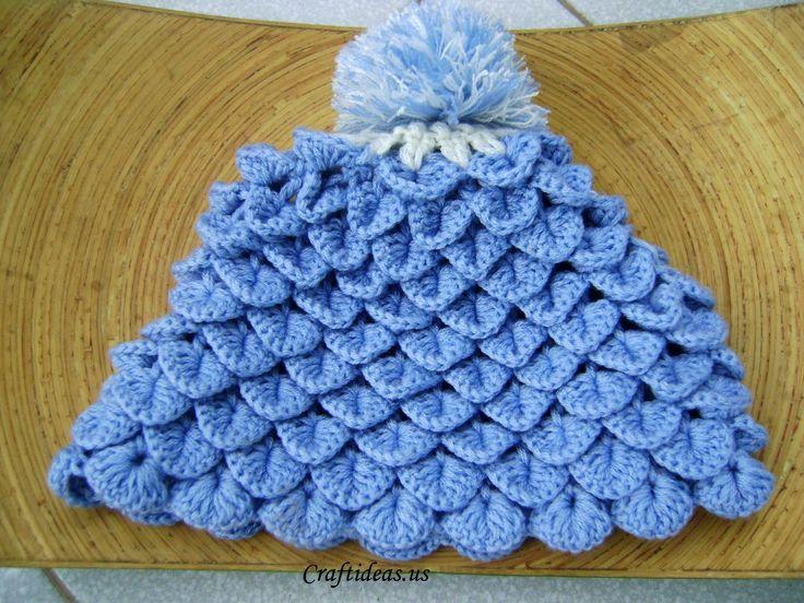 Free Crochet Baby Hat Patterns Crochet Hat For Kids