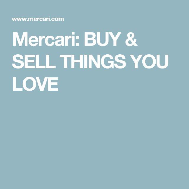 Mercari: BUY & SELL THINGS YOU LOVE – Money