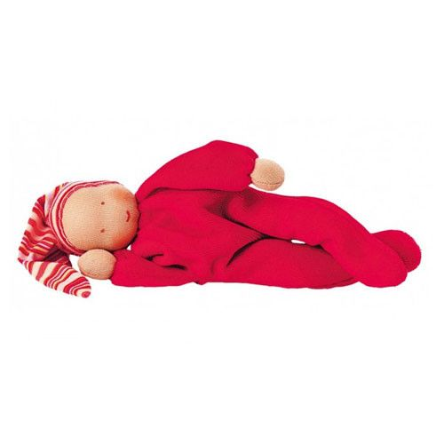 Nicki Baby Red