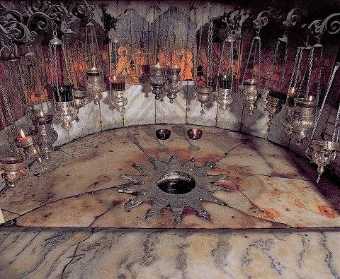 tomb of christ - jerusalem