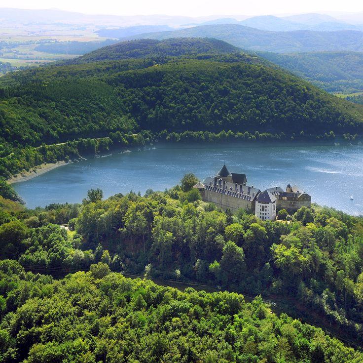Foto: Schloss Waldeck am Edersee, Copyright: GrimmHeimat NordHessen