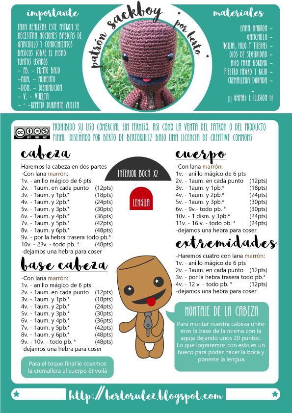99 best BonecaMi - BayMax Minions Sackboy images on Pinterest ...