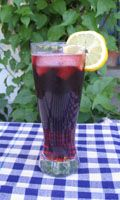 Tinto de Verano - Spanish Wine Cocktail