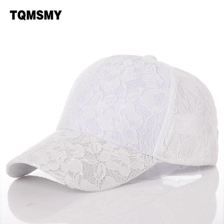 Summer hats for women Baseball Caps girls Sun Hat gorras planas snapback bone Solid color Lace Mesh Casquette hip hop cap women  #fashionista #styles #swag #beauty #instalike #cool #beautiful #love #streetstyle #model