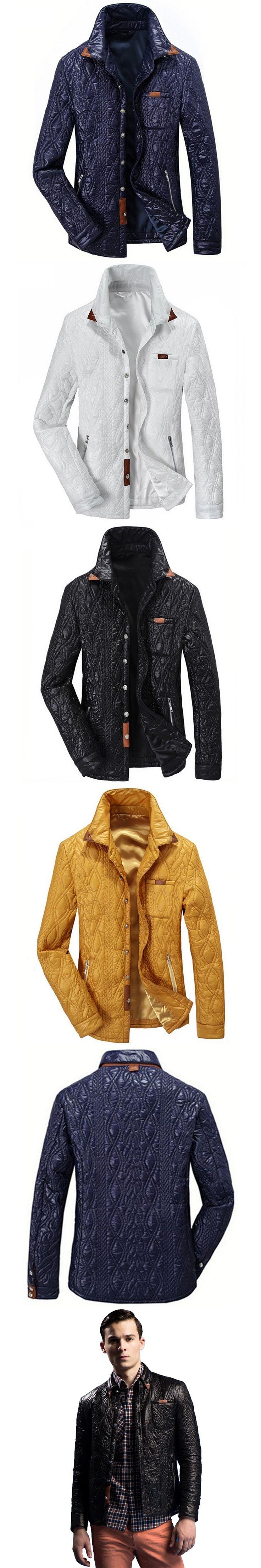 Brand New Winter Jacket Men Thin Warm Parka Mens Winter Jackets And Coats jaqueta masculino inverno Slim Fit Outwear Coat