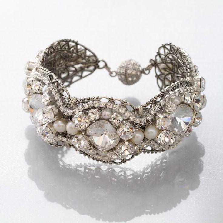 80 best Wedding Jewellery images on Pinterest Jewelery Earrings