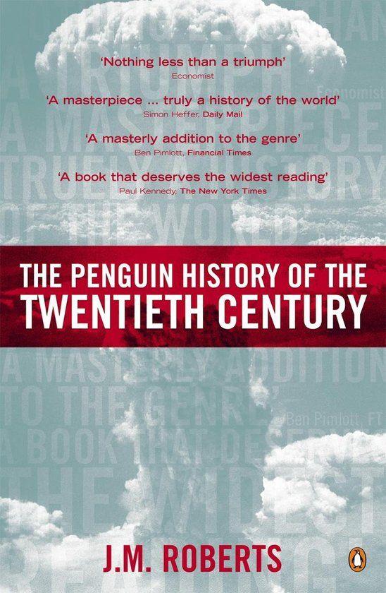 The Penguin History of the Twentieth Century (****-)