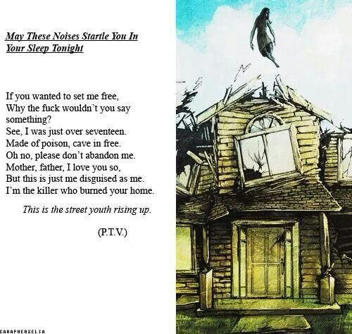 May These Noises Startle You In Your Sleep Tonight - Pierce The Veil