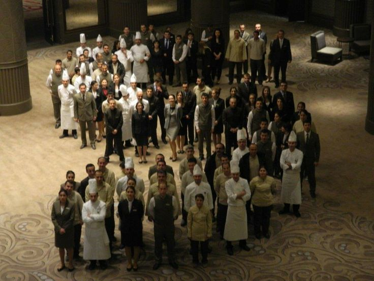 Our associates are the heart of Sheraton Adana Hotel