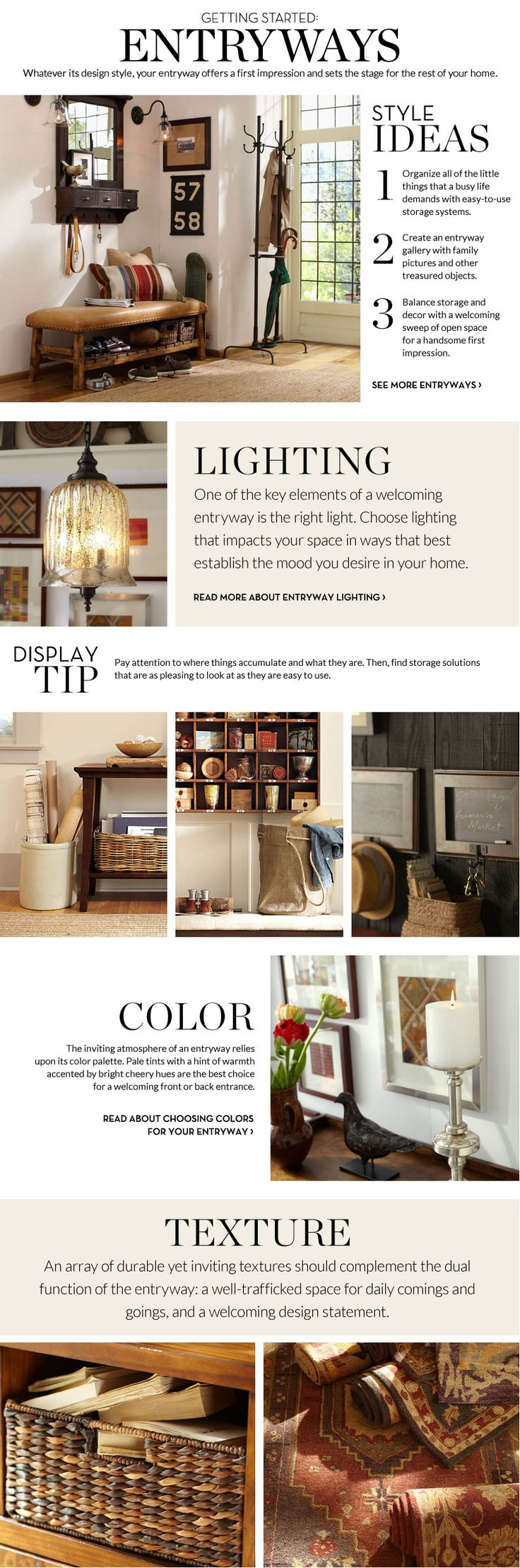 25 best ideas about pottery barn style on pinterest - Interior designer discount pottery barn ...