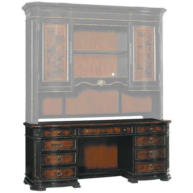 Hooker Furniture Grandover Computer Credenza 5029 10464 Hooker Furniture Pinterest