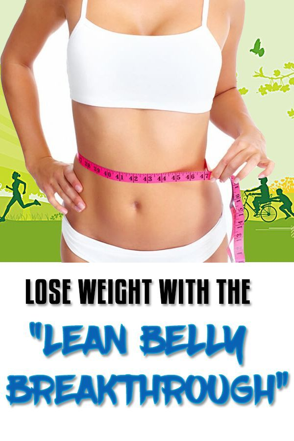 Change Your Life With The Lean Belly Breakthrough Want To Feel More