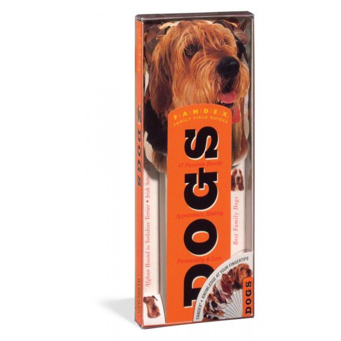Dogs Fandex Family Field Guide | Steven Aronson