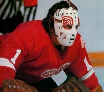 Jimmy Rutherford - Hockey Goalie