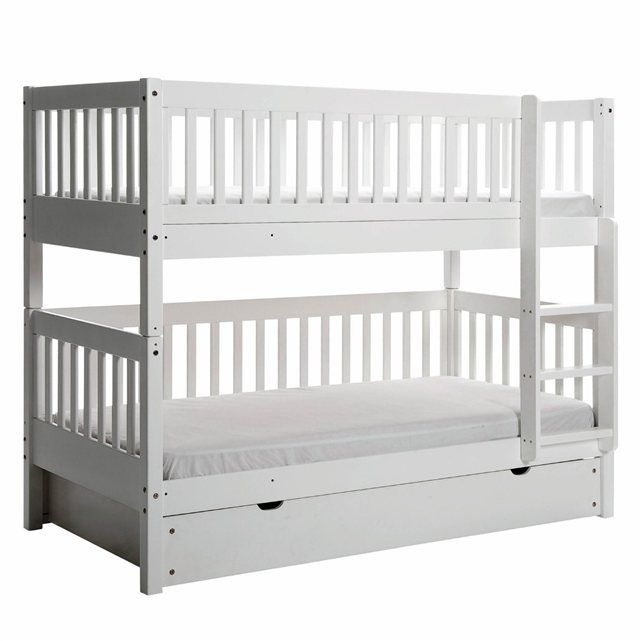 Lits superposés ou lits jumeaux Diablotin, 5 finitions , AM.PM