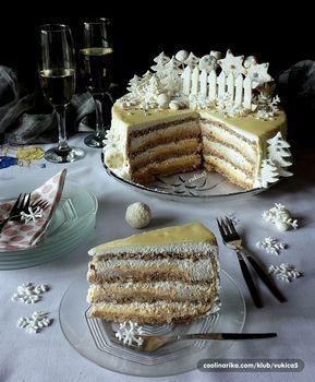 Lješnjak torta — Coolinarika