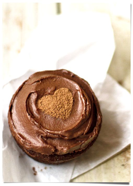 Honey Bread Cupcake