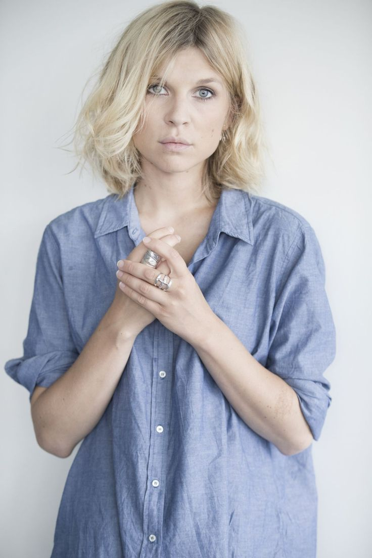 | clemence poesy |