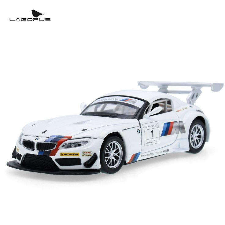 High-quality For Z4 1: 32 Alloy Model MINI Car Children's Toys Car Christmas Gifts Pull Back Toys Car with Sound&Light #Affiliate