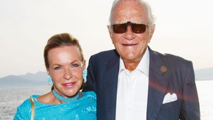 Heidi und Curt Engelhorn (Archivbild)