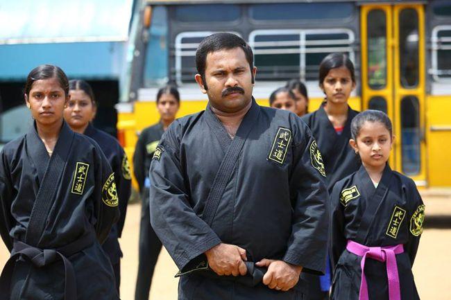 Aju Varghese-2487 Su Su Sudhi Vathmeekam Malayalam Movie Latest Stills - Jayas