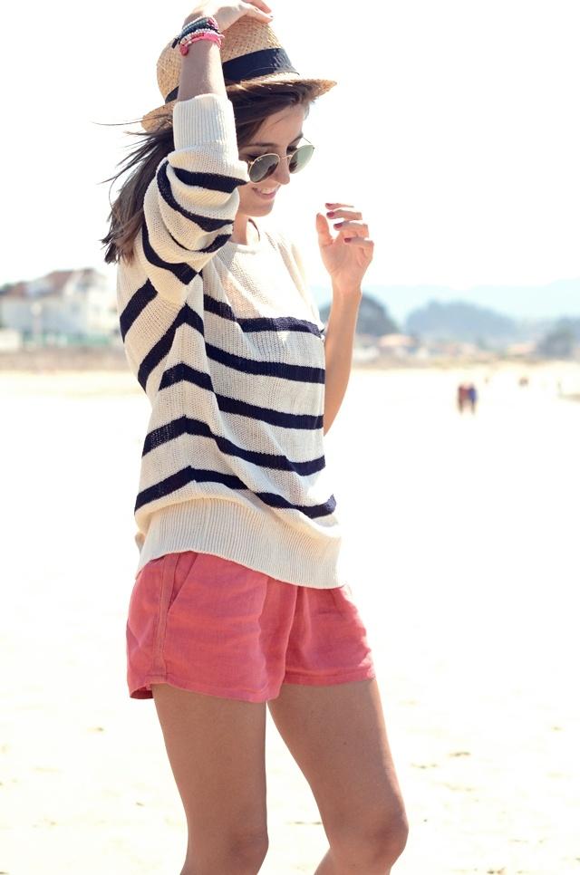 #Adorable beach wear!  Summer Closet 2013 #2dayslook #anoukblokker #SummerCloset #watsonlucy723  www.2dayslook.com