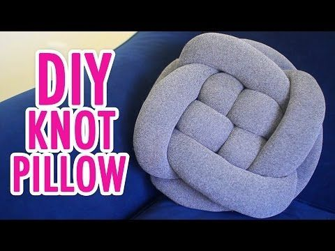 No need to splurge on something from a design store - sew and craft your own Celtic knot cushion at home with this step-by-step DIY. Subscribe to our channel...