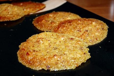 Orange-Almond Lace Cookies | Food @ Drink | Pinterest