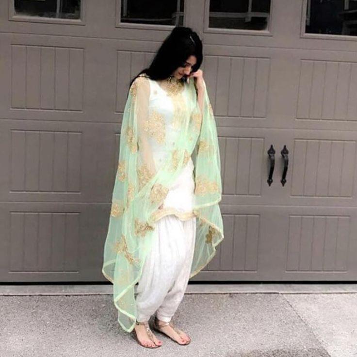 Best 25 Punjabi Dress Ideas On Pinterest  Punjabi Dress -7791