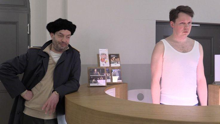 Spartipps für Kulturbetriebe  OSKAR  Anton Antonowitsch hat sich mal bei unseren OSKARs im emma-theater umgeschaut.  From: Theater Osnabrück  #Theaterkompass #TV #Video #Vorschau #Trailer #Theater #Theatre #Schauspiel #Clips #Trailershow